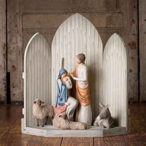 25 best ideas about willow tree nativity on pinterest