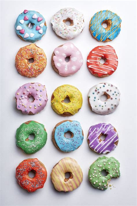colorful donuts 1000 ideas about colorful donuts on donuts