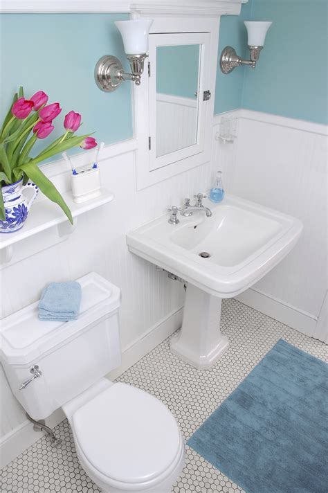 decorating small bathroom how to breathe life into a windowless room millennial living