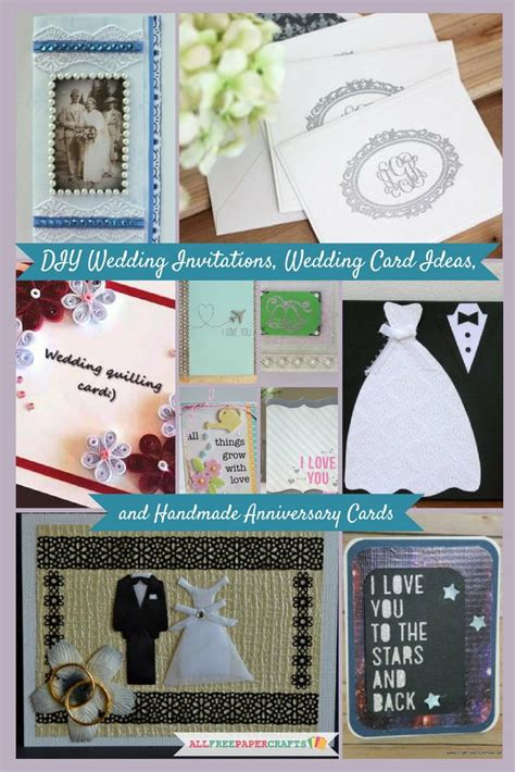 Wedding Card Handmade Ideas by 17 Diy Wedding Invitations Wedding Card Ideas And