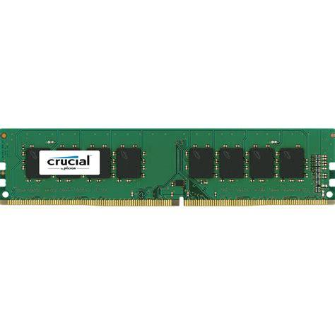 Crucial Ddr4 8gb Pc2400 Longdim Ram crucial 8gb ddr4 2133 mhz udimm memory module ct8g4dfd8213 b h