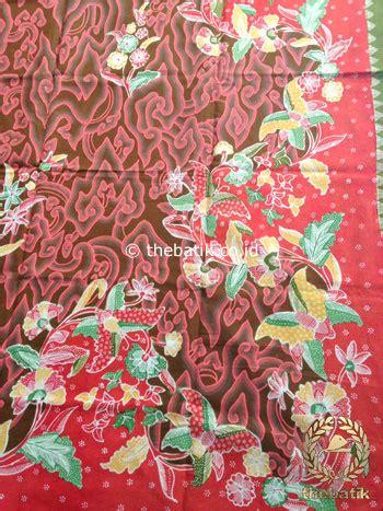 Kain Batik Pink jual kain batik tulis motif megamendung kupu pink maroon