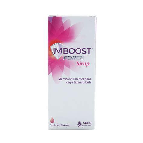 Vitamin Imboost Sirup Jual Imboost Sirup 120 Ml Prosehat