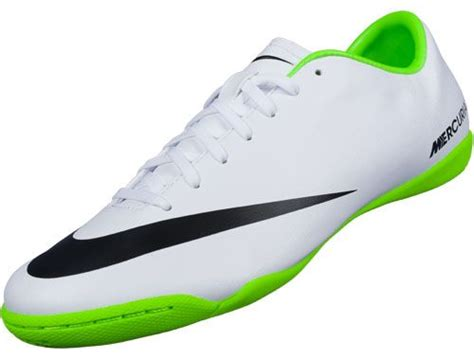 nike mercurial indoor soccer shoes green soccer shoes soccer and indoor on pinterest
