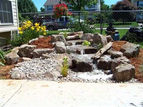 102 best pondless streams waterfalls fountains images on