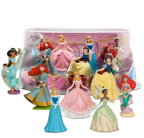 Disney Set Princess disney princess mini figure play set 1 only 15 49 reg