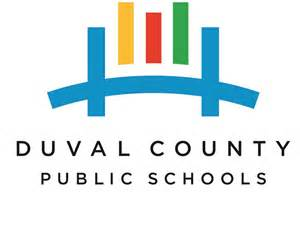 duval schools new image includes a mascot and a logo