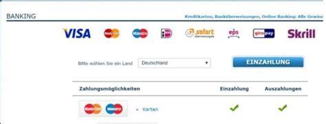 barauszahlung kreditkarte anyoption auszahlung 187 die wichtigsten tipps im ratgeber