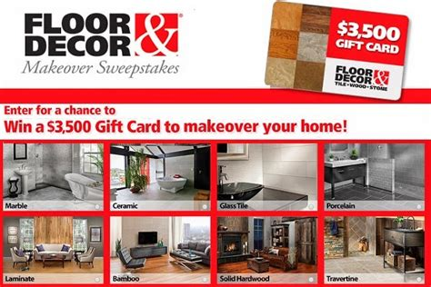 home makeover sweepstakes floor and decor makeover sweepstakes sweepstakesbible
