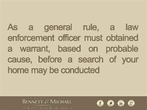 10 Exceptions To A Search Warrant Search And Seizure Consequences Of An Illegal Search