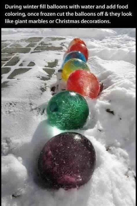 great activity for anywhere cold you can make christmas