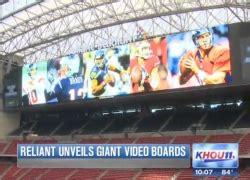cowboys stadium record du monde d affluence pour du houston bat le record du plus grand 233 cran g 233 ant dans un stade