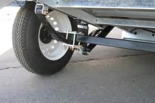 Trailer Tire To Frame Clearance How To Replace Trailer Axles It Still Runs