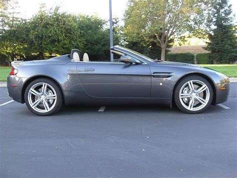Aston Martin Roadster by 2009 Aston Martin V8 Vantage Roadster