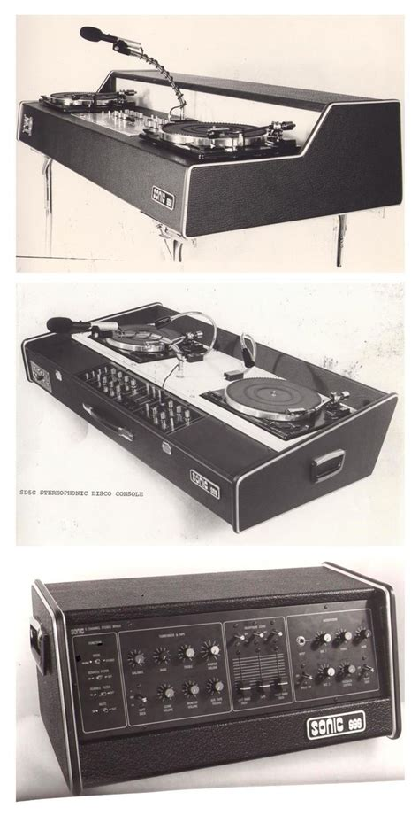 dj console sonic sound systems dj console mk 2 version and