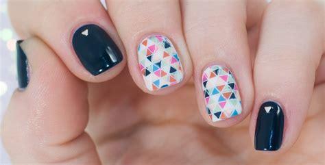 long pattern nails 12 winter nail designs design trends premium psd