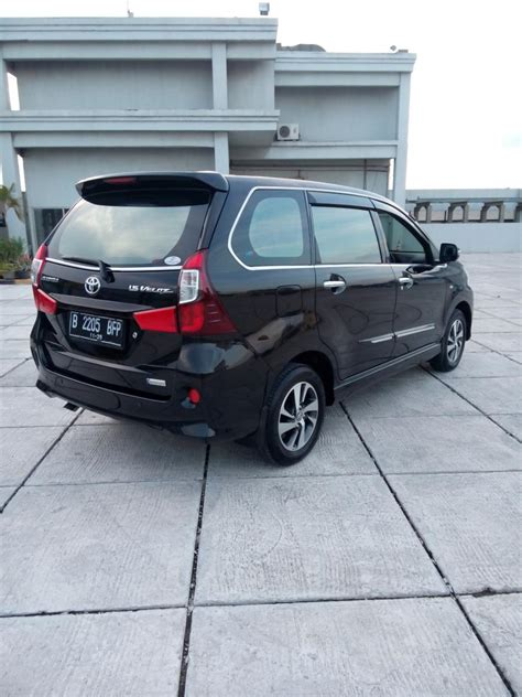 Tv Mobil All New Avanza toyota all new avanza 1 5 veloz 2015 hitam mobilbekas