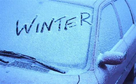 Auto Winter by Je Auto Winterklaar Maken