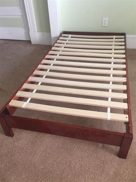 letgo extra long twin bed frame in fruitridge ca