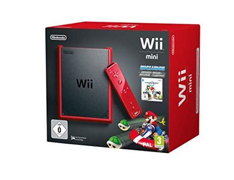 wii mini best buy wii konsole mini mario kart bundle videogameskaufen