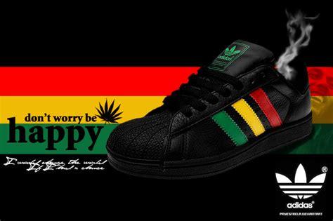 adidas reggae wallpaper adidas rasta by pryestrela on deviantart