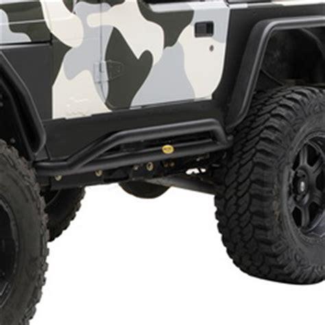 Jeep Tj Rocker Guards New Smittybilt Src Rocker Guard 87 06 Tj Wrangler Tj