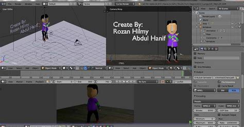 tutorial belajar unity 3d hilmy note s belajar 3d pake blender plus unity