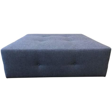 custom tufted ottoman large scale flavor custom designed tufted ottoman for sale