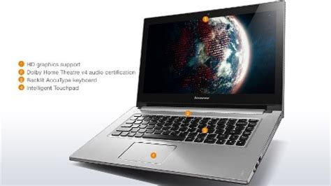 Spesifikasi Laptop Lenovo spesifikasi laptop lenovo ideapad touch z400 info tercanggih