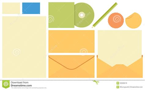 card envelope template ai stationary template envelope cd cover pen card stock