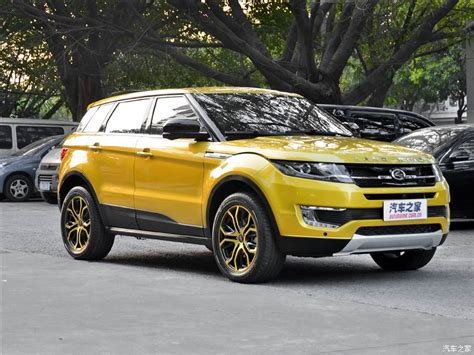 land rover chinese chinese car company clones range rover evoque autoevolution