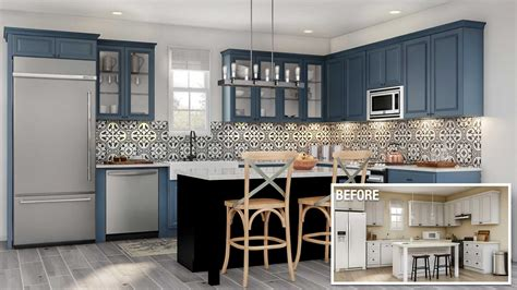 home renovation kitchen cost to remodel a kitchen the home depot