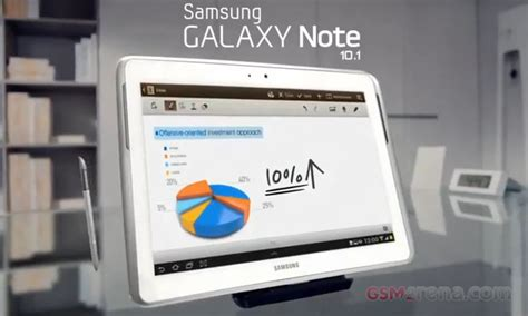 new samsung galaxy note 10 1 ad lands on announcement to come in three weeks