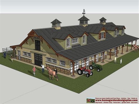 barn and house combo 25 best ideas about horse barn designs on pinterest