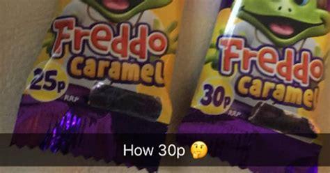 freddos    cost p  cadbury  announced