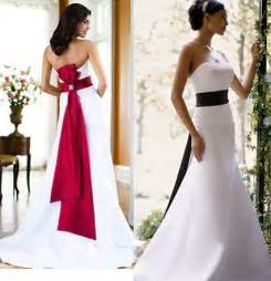 Wedding gowns with sash are in blisstree
