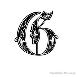 decorative letter printable decorative letter alphabets alphabet