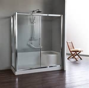 doccia al posto della vasca da bagno prezzi sostituzione vasca con doccia cabine doccia consigli