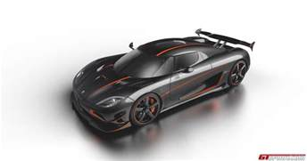 One Cars Official Koenigsegg Agera Rs Gtspirit