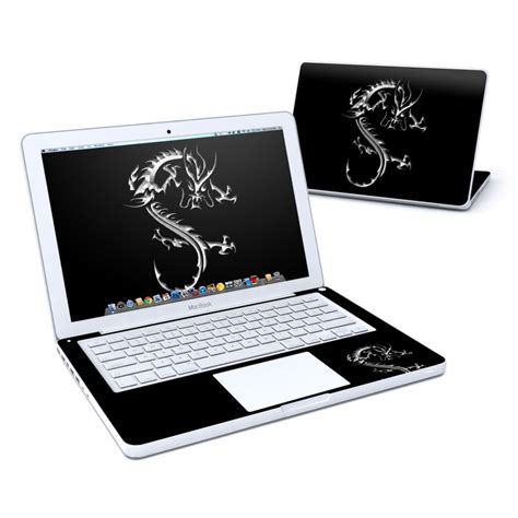 Chromes Crush Proof For Mac Laptops by Macbook 13in Skin Chrome Decalgirl