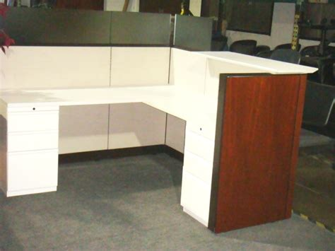Knoll Reception Desk Knoll Modular Receptionist Desk Used Office Furniture Dallas Preowned Office Furniture