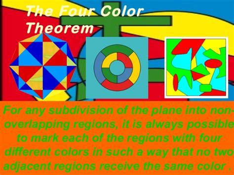 the four color theorem the four color theorem