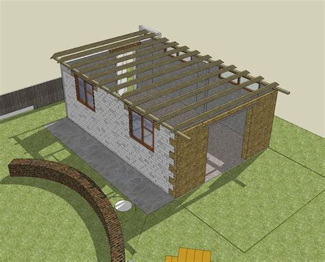 How Much To Build A Brick Shed by Best Way How To Build Brick Wall Shed
