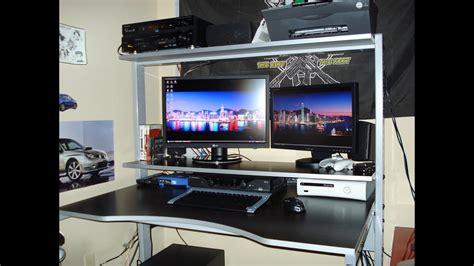 best gaming computer desk 2014 atlantic 33935701 gaming
