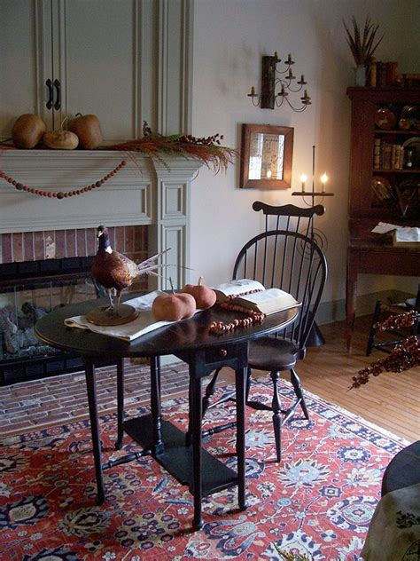 primitive colonial home decor 153 best images about colonial primitive interiors on