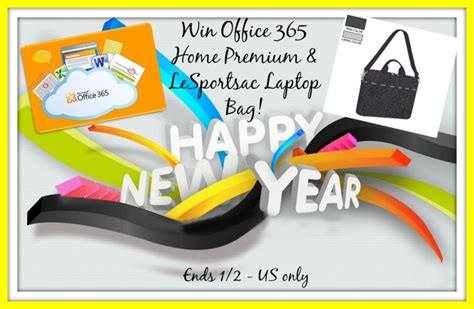 Office 365 Giveaway - start your year right with n office 365 and laptop bag giveaway the adventures of j