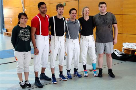 Mba Studs by Make Fencing Great Again Pr 233 T Allez Leipzig E V