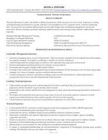 keith a finitzer resume