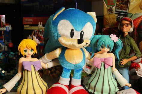 02792 Lu Hellokitty Lu Frame Hellokitty sonic the hedgehog 25th anniversary plushies celebrate the