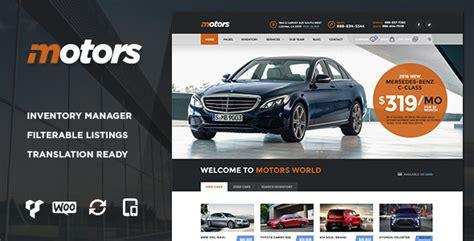 Themeforest Motors | themeforest motors 173 download automotive cars vehicle